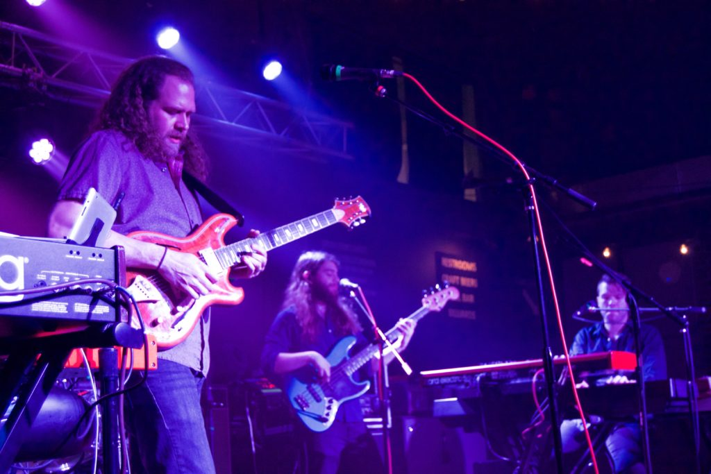 The Werks Provide Full Musical Experience at Brighton Music Hall