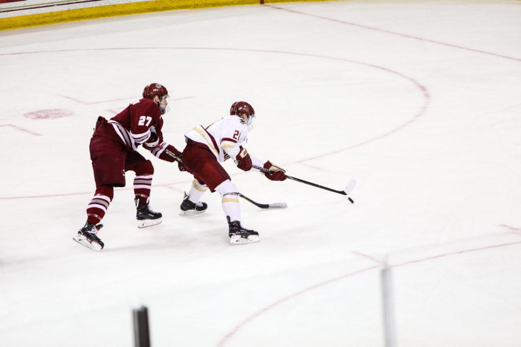 Previewing 2017-18 Men's Hockey: Massachusetts