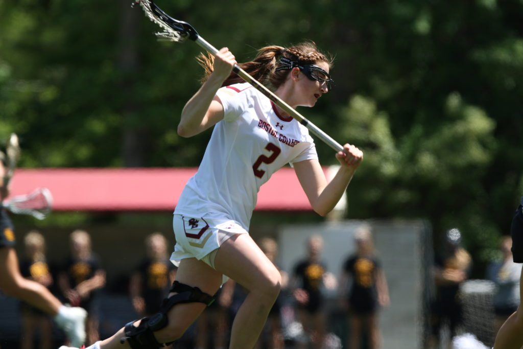 BC Kicks off Non-Conference Slate With Convincing Win Over Holy Cross