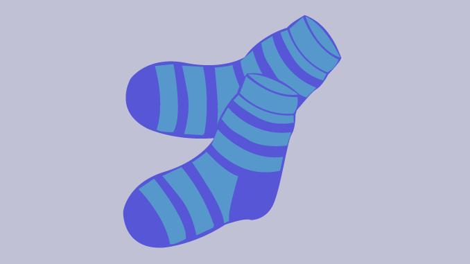 Socks and Sickness: TU/TD