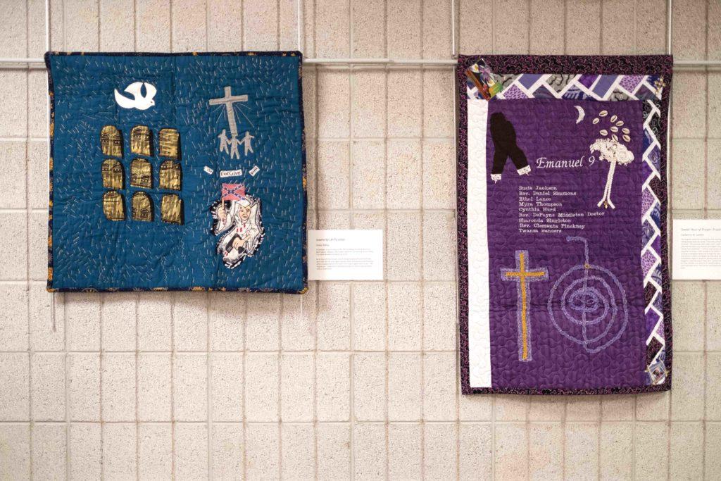 'Holy City' Exhibits Healing Power of Art