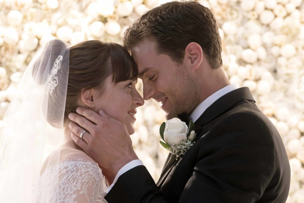 Lackluster 'Fifty Shades' Sexualizes Wealth and Aristocracy