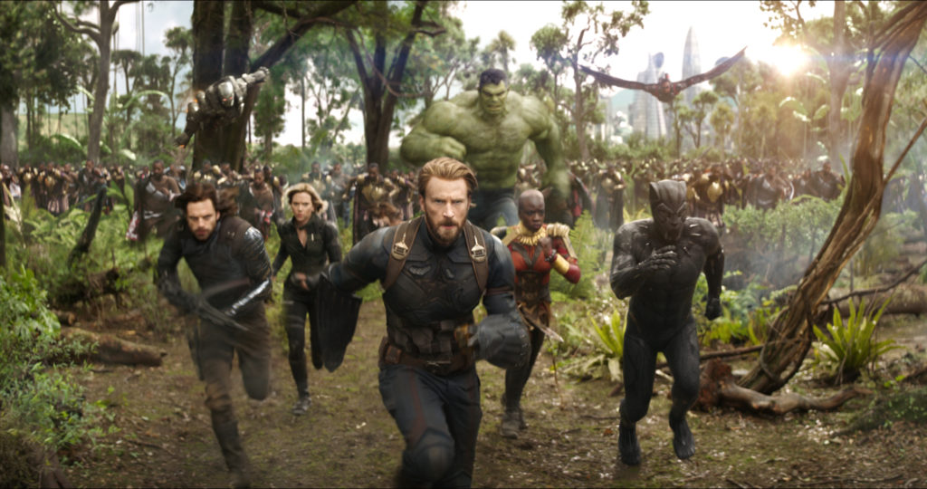 'Avengers: Infinity War' Cannot Be Good