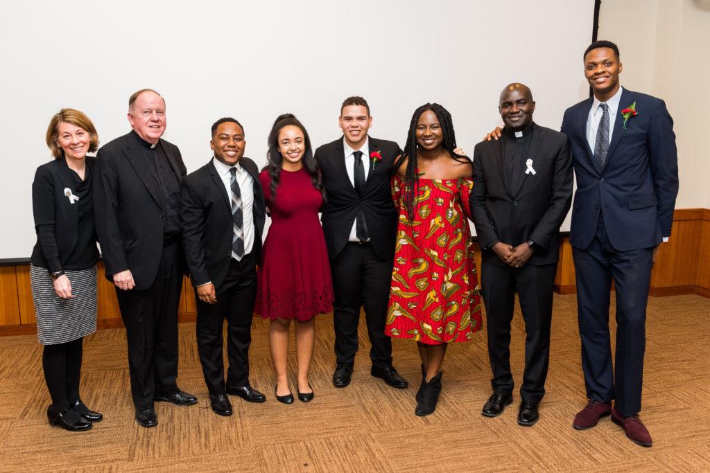 Smith Wins MLK Scholarship