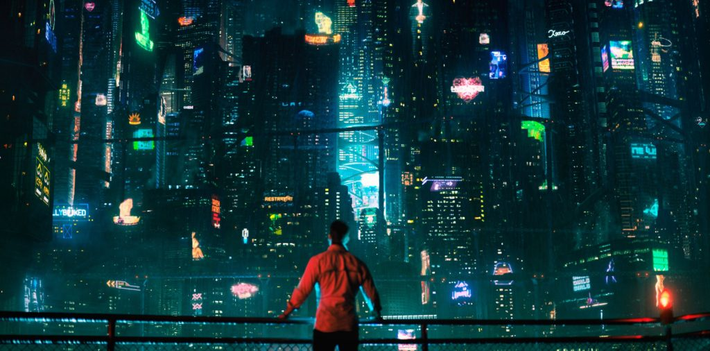 Netflix Discovers New Element With 'Altered Carbon'