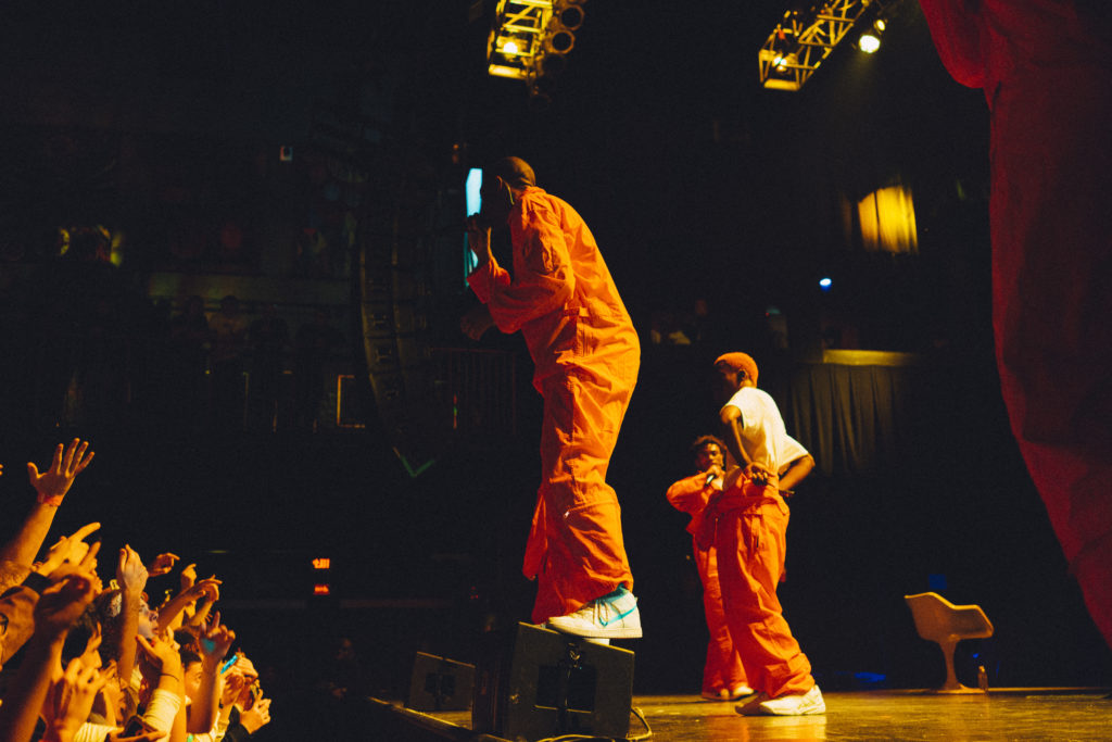 BROCKHAMPTON Transforms House of Blues into House Party