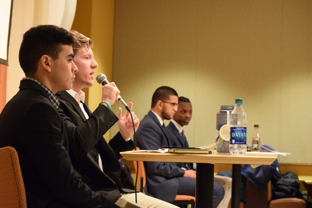 UGBC Candidates Debate Objectives for Diversity and Inclusion