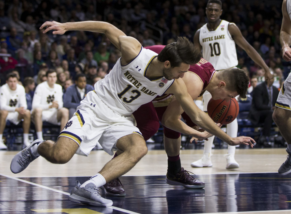 Notebook: Defense Squanders Robinson's Career Night Against Irish