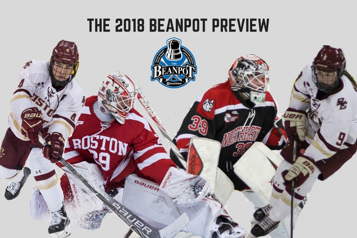 2018 Men's and Women's Beanpot Hockey Preview