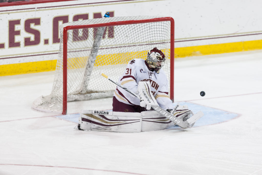 Beanpot Team Capsule: Boston College Men's Hockey
