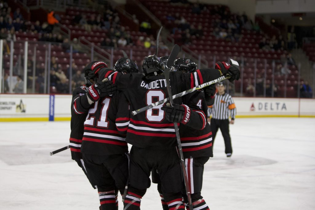 Beanpot Team Capsule: Northeastern Men's Hockey