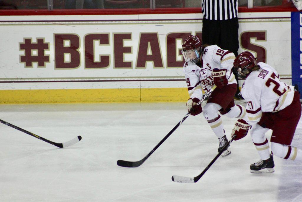 Inside Look: 40th Annual Women's Hockey Beanpot Tournament