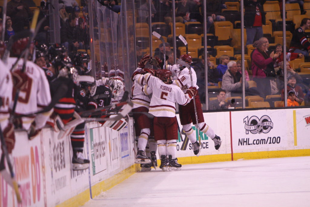 Inside Look: 66th Annual Men's Hockey Beanpot Tournament