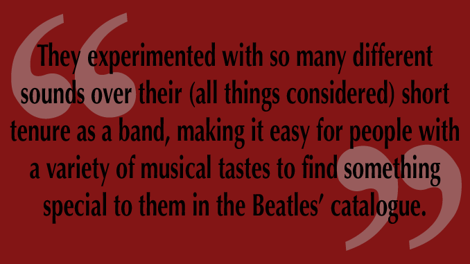 "LTE: A Response to ""The Beatles are Overrated"""