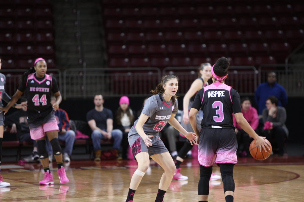 Previewing 2017-18 Women's Basketball: North Carolina State