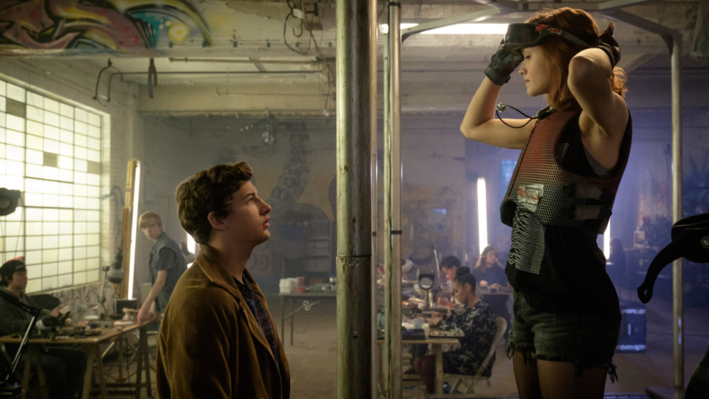 'Ready Player One' Excels Through Action Set-Pieces