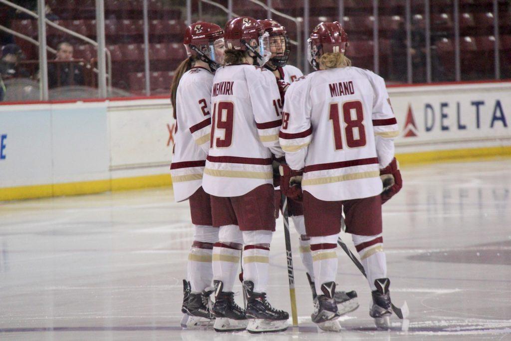 Season in Review: 2017-18 Women's Hockey