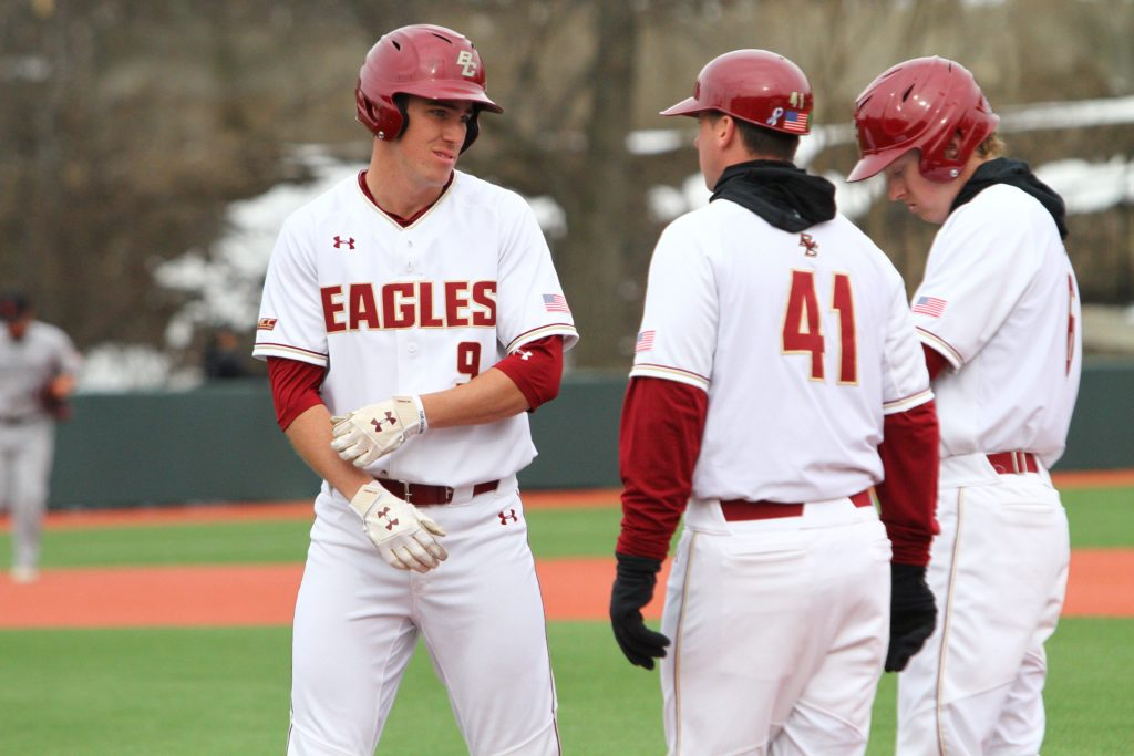 Cunningham's Field Day Powers BC Past Virginia Tech in Series Opener