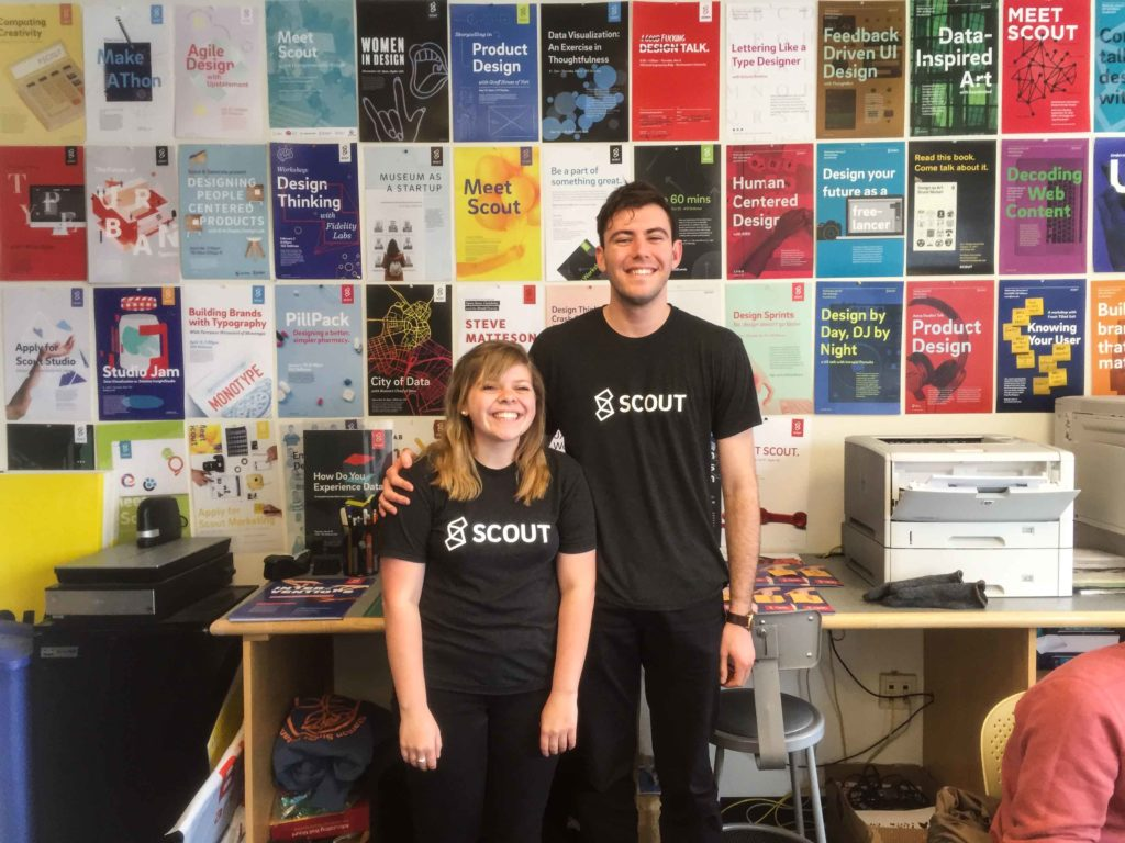 Scout Design Studio, Building Creative Collaboration at Northeastern