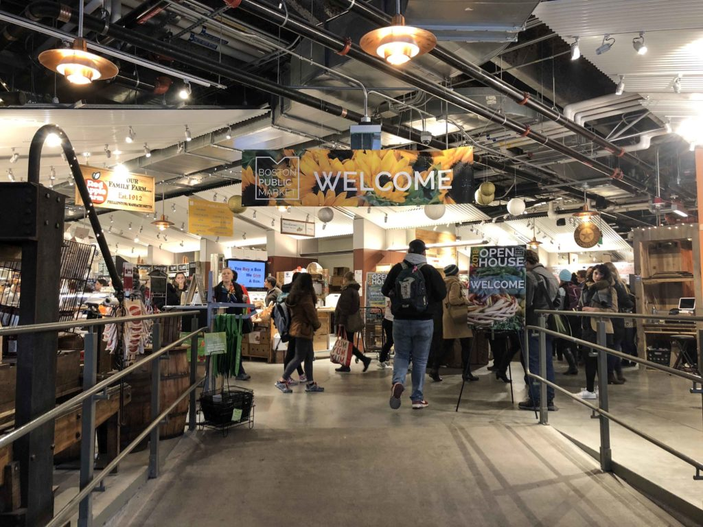Boston Public Market Open House Supports Local Small Businesses