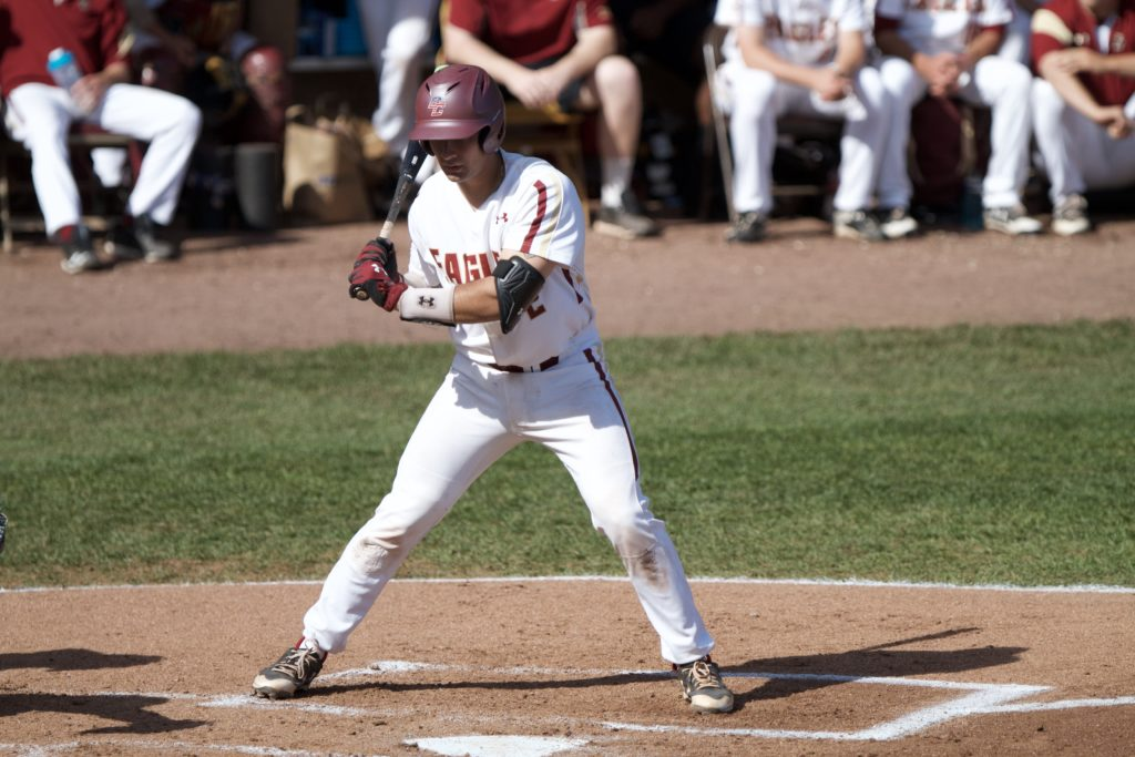 Eagles Claim Program's First Road Win Against Virginia During Weekend Series