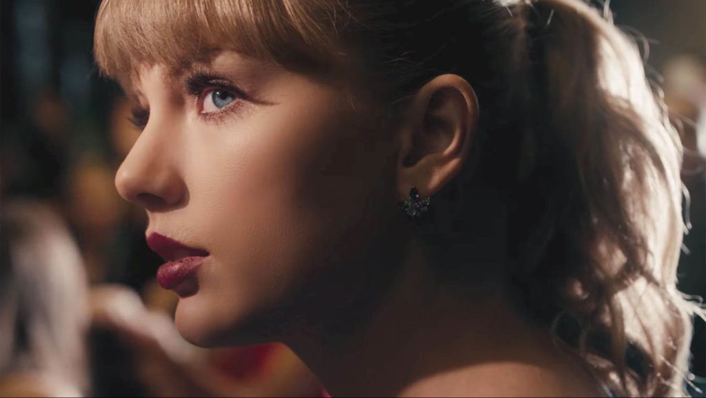 "Swift's New Video Illustrates the ""Delicate"" Nature of Fame"