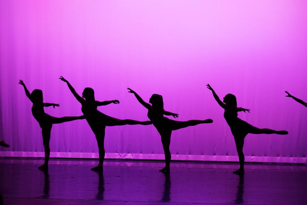 Boston College Dance Ensemble Dazzles at Majesty Performance