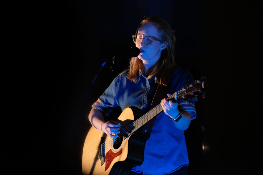 Student Acts Offer Fierce Competition at 'Battle of the Bands'