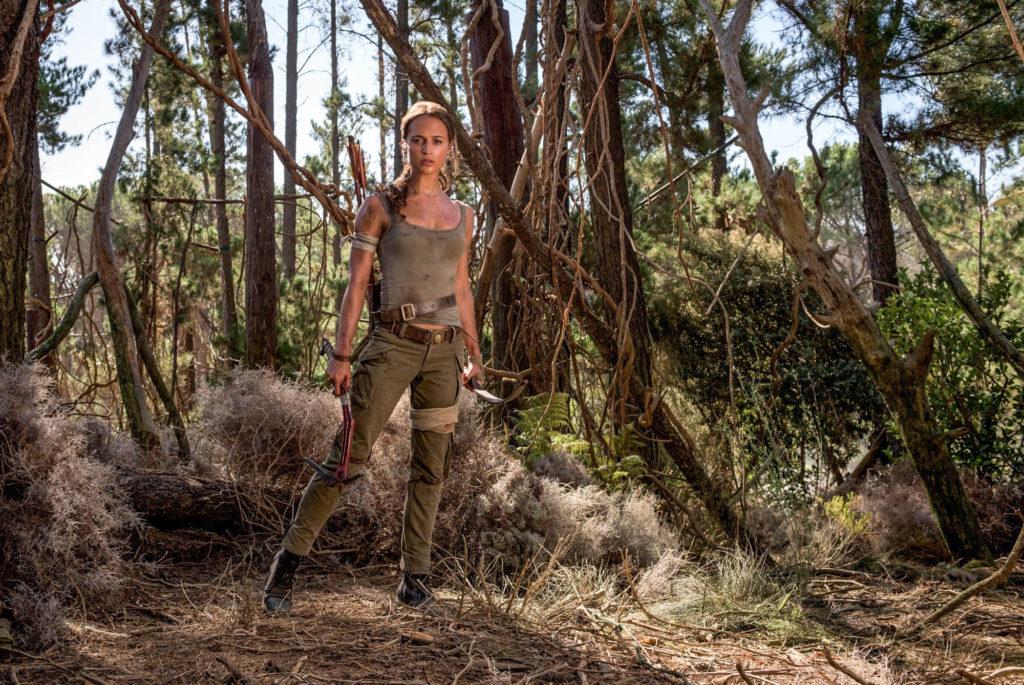 Alicia Vikander Steals the Show in 'Tomb Raider'