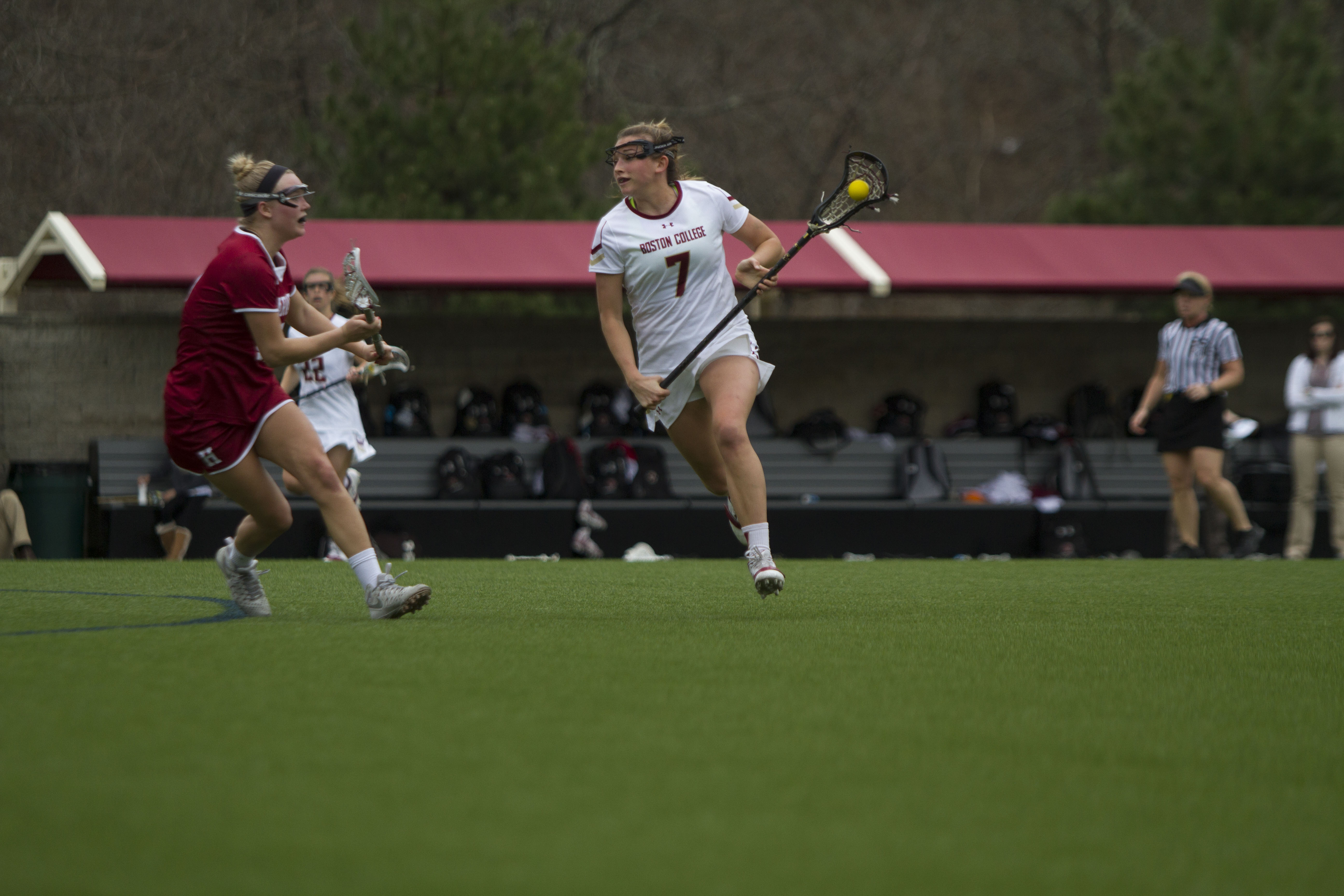 BC Erupts for 16 Second-Half Goals in Victory Over Louisville