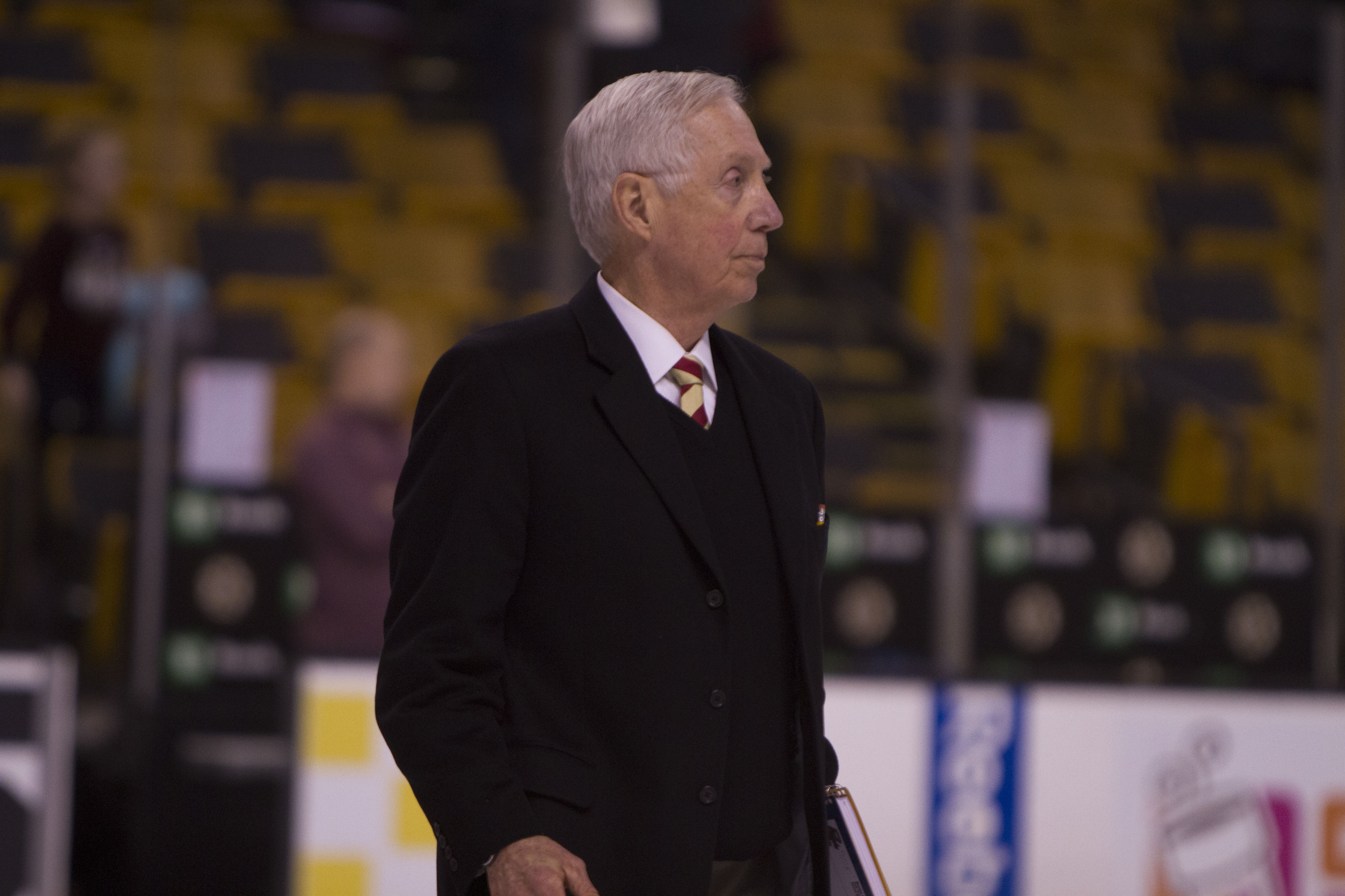York Named Hockey East Coach of the Year