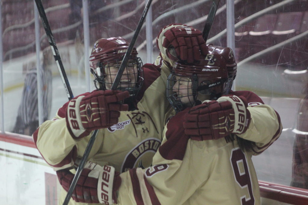 Watts, Lonergan, Miano Selected to AHCA All-American Teams