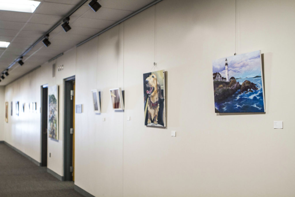 Students Dazzle With Creativity at Spring Art Show