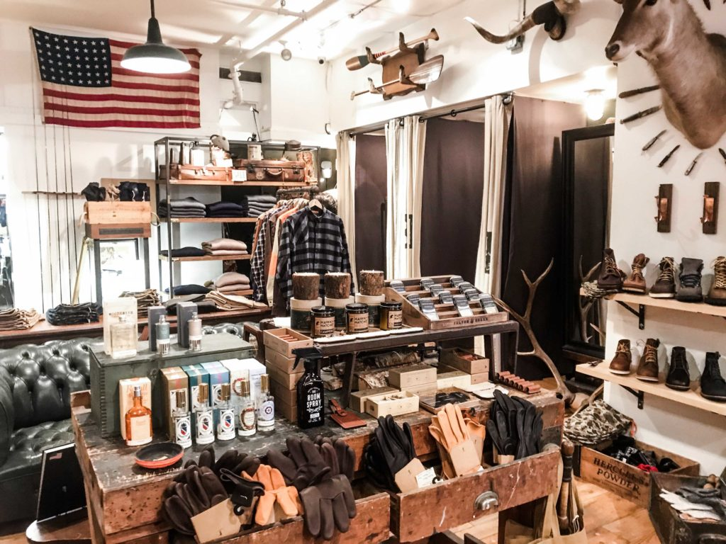 Ball and Buck Offers Curated 'Made in America' Retail Experience