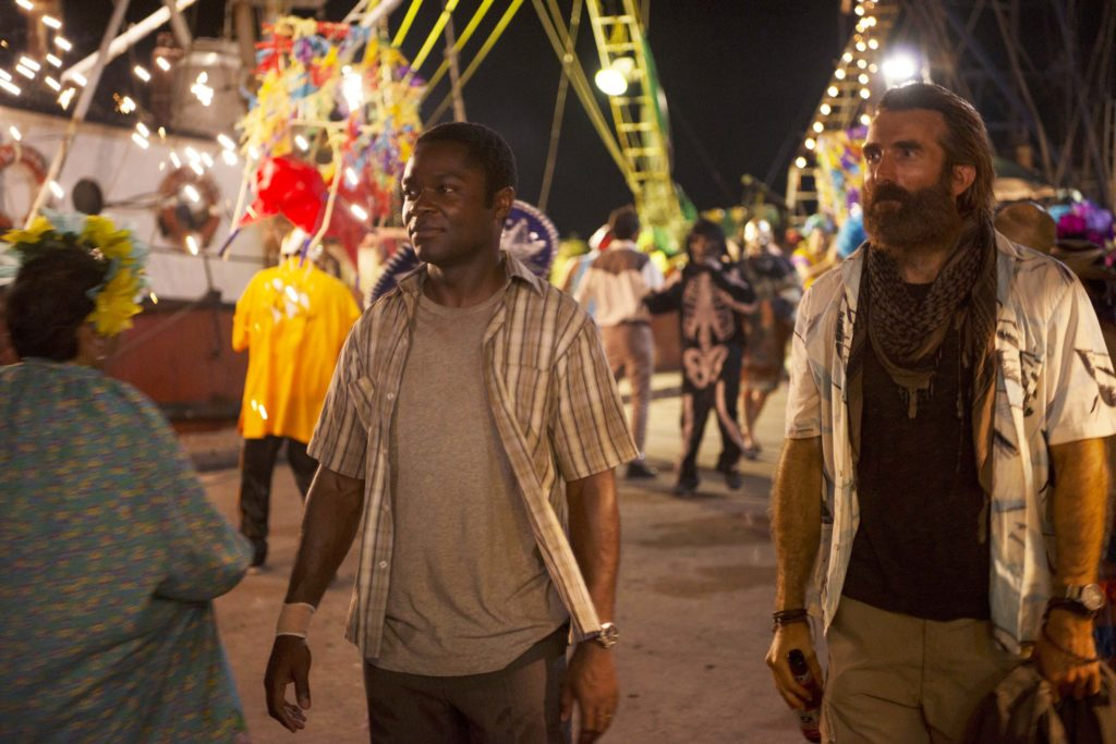 'Gringo' Connects Various Stories Through Lackluster Humor