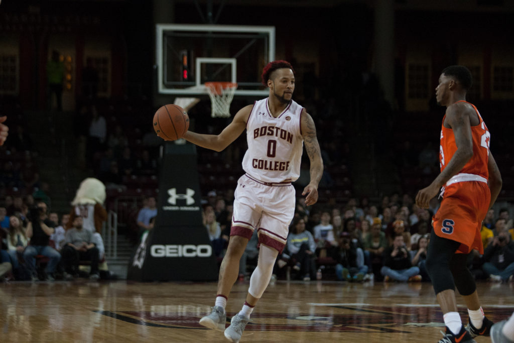 BC Receives NIT Bid, Returns to Postseason For First Time Since 2010-11