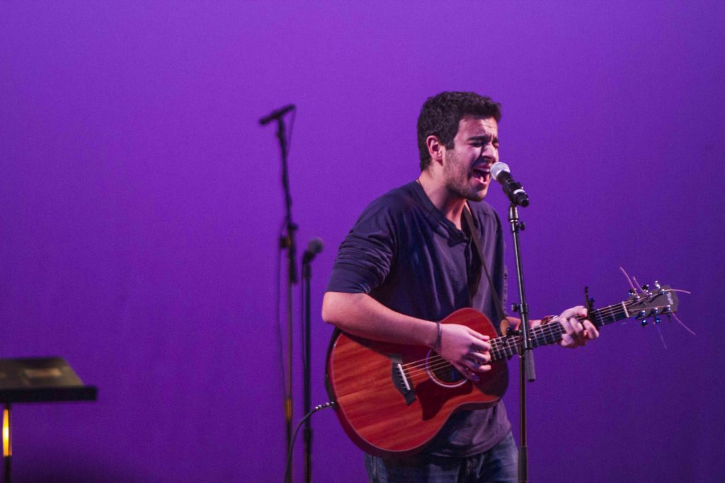 Students Showcase Voices at 'Sing it to the Heights'