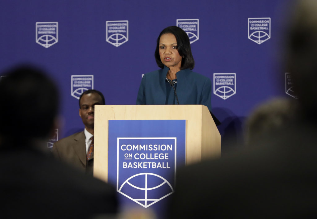 A Waste of Time: Condoleezza Rice and NCAA Commission Miss the Mark