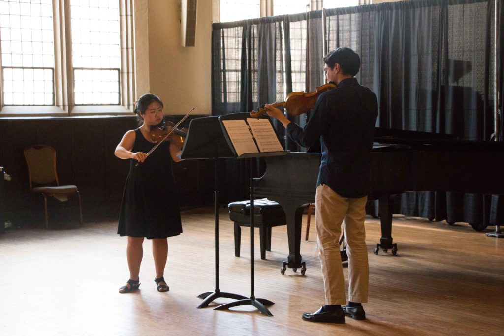 Chamber Music Society Stuns With Skill on Strings