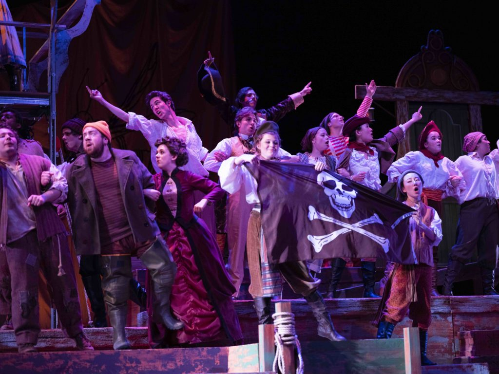 BC Theatre Presents Magical 'Peter and the Starcatcher'