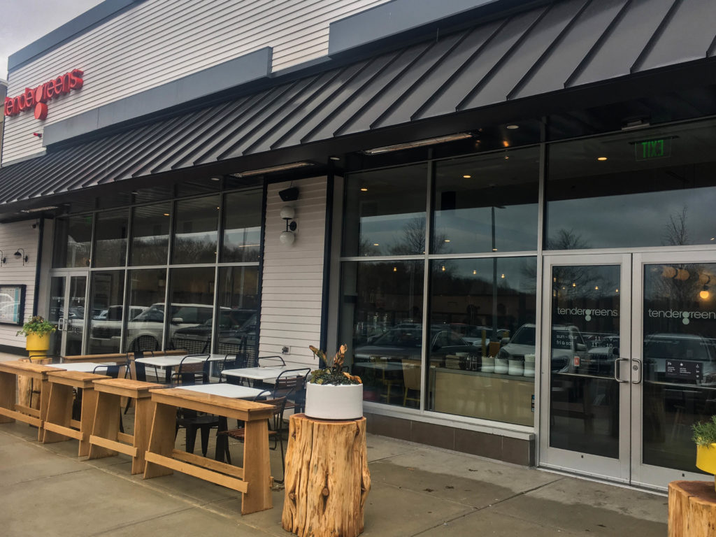 Tender Greens Brings Fresh, Casual Dining to Chestnut Hill