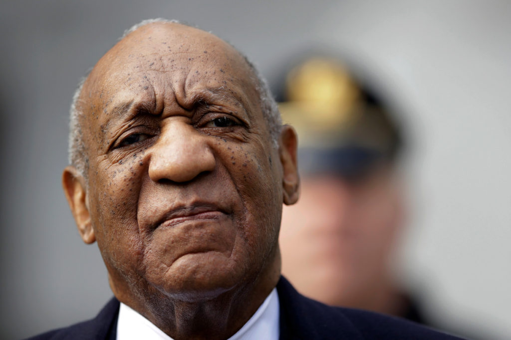 Update: In Light of Conviction, BC Rescinds Cosby's Honorary Degree