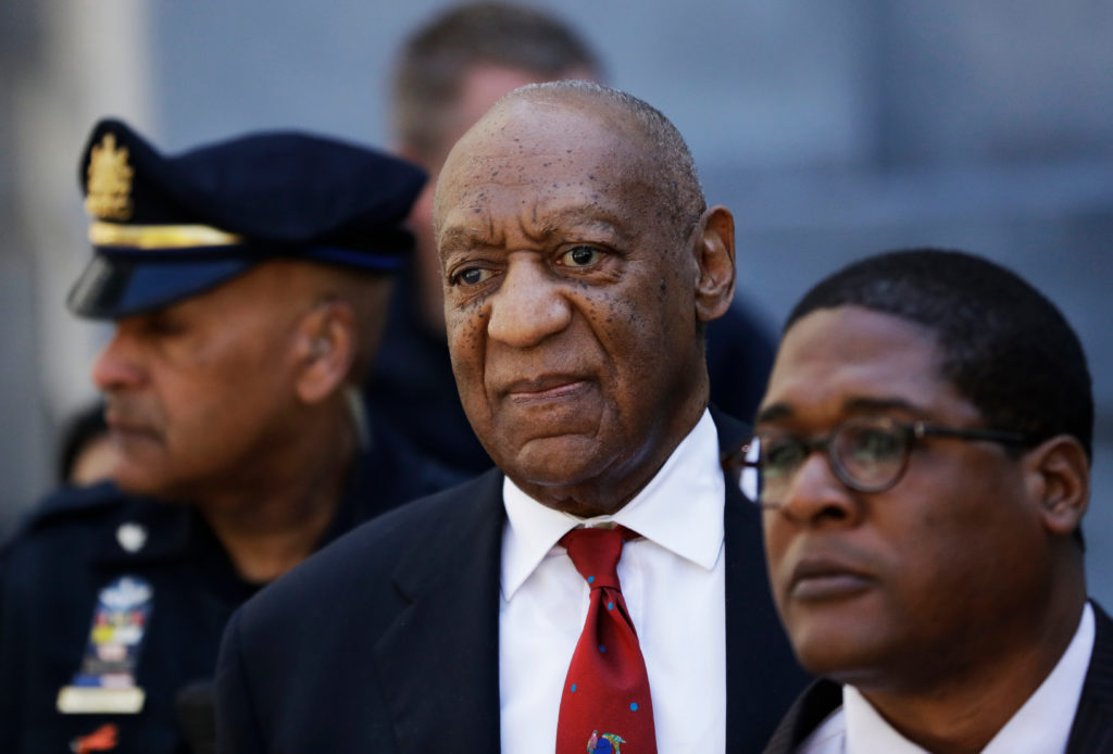 Report: BC Says It Won't Rescind Cosby's Honorary Degree