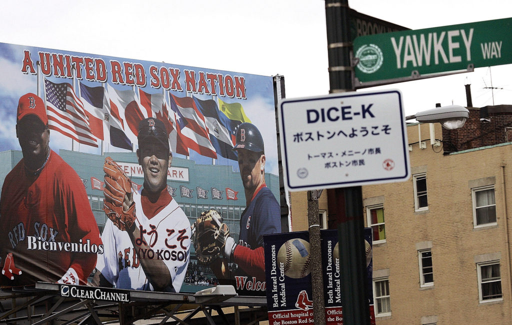 Following Red Sox Petition, City of Boston to Change Name of Yawkey Way