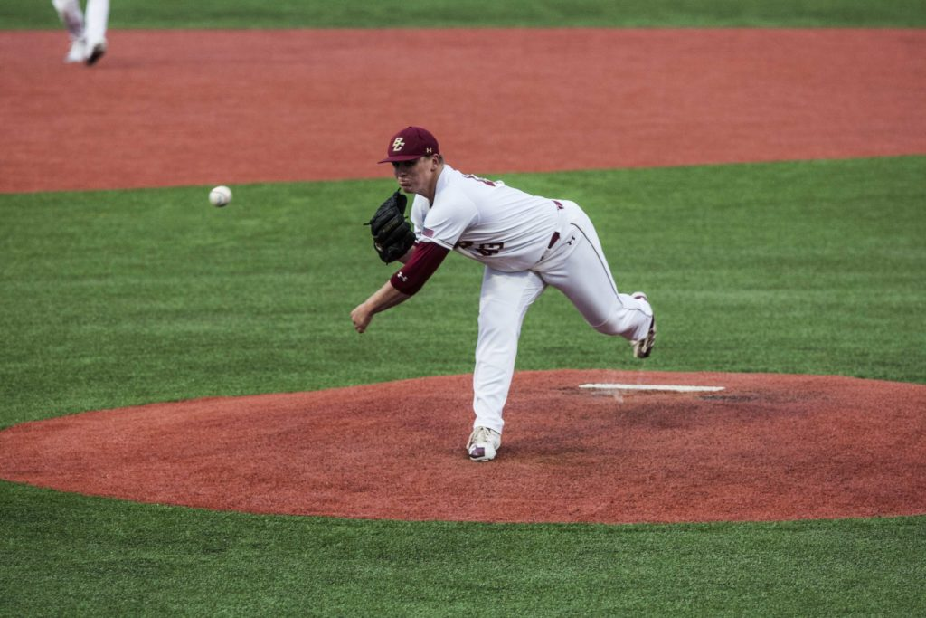 Palomaki, Bullpen Shine in Win Over UMass Lowell