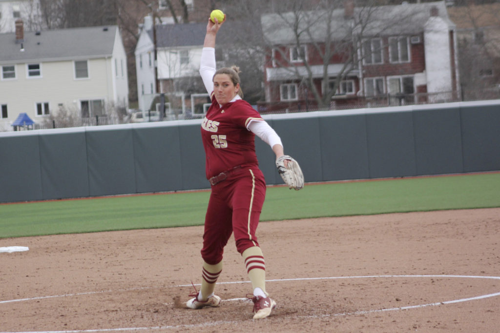Dreswick, Murphy Set Program Records as BC Downs Harvard