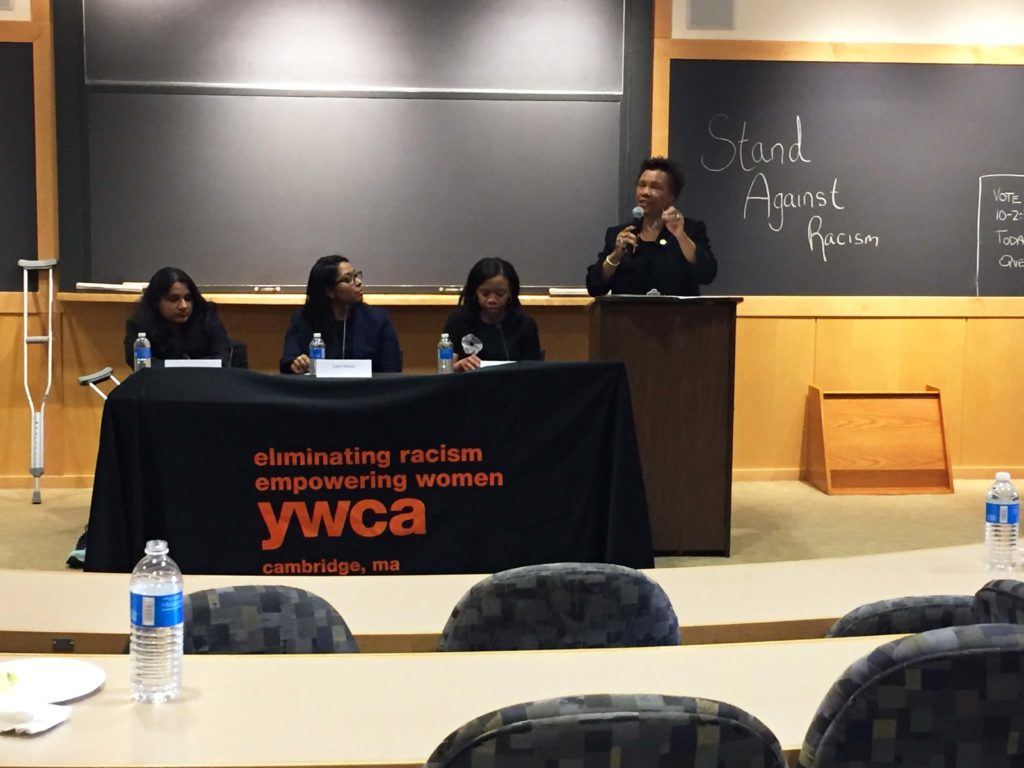 """Stand Up Against Racism"" Sparks Timely Dialogue on Civic Engagement"