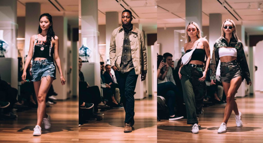 Fashion Club Spring Show Features LF, Barbour, and Taest