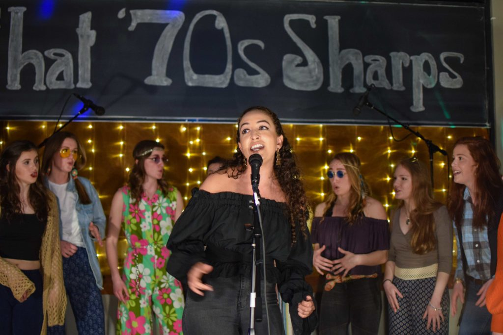 The Sharps Groove at 'That '70s Sharps' A Cappella Show