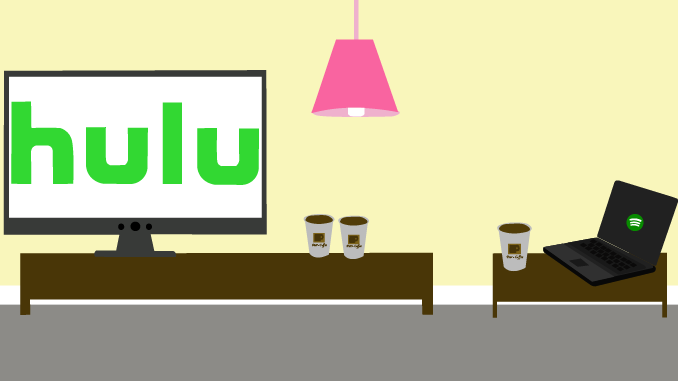 On One Hand, Coffee; On the Other, Soup: TU/TD